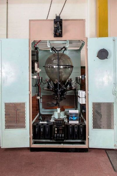 mercury arc rectifier [Click here to close this image]